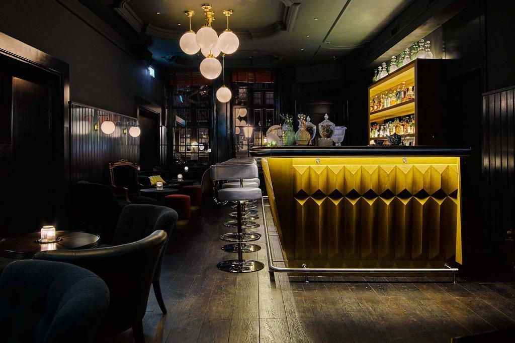 Pulitzer's Bar & Jansz Restaurant
